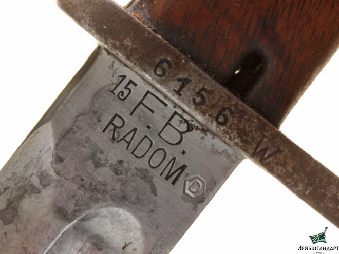 Штык к винтовке маузер образца 1929 года