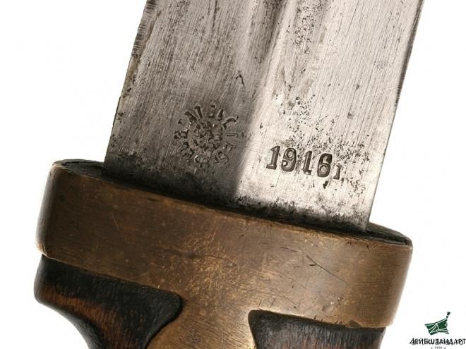 Артиллерийский бебут 1907 цена