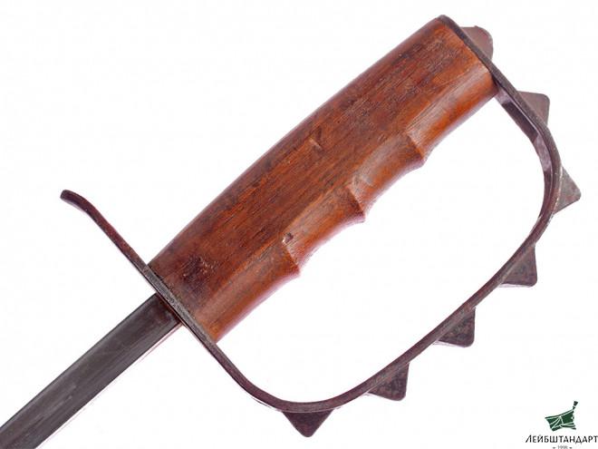 Ранний окопный нож, примыкаемый к винтовке системы маузера