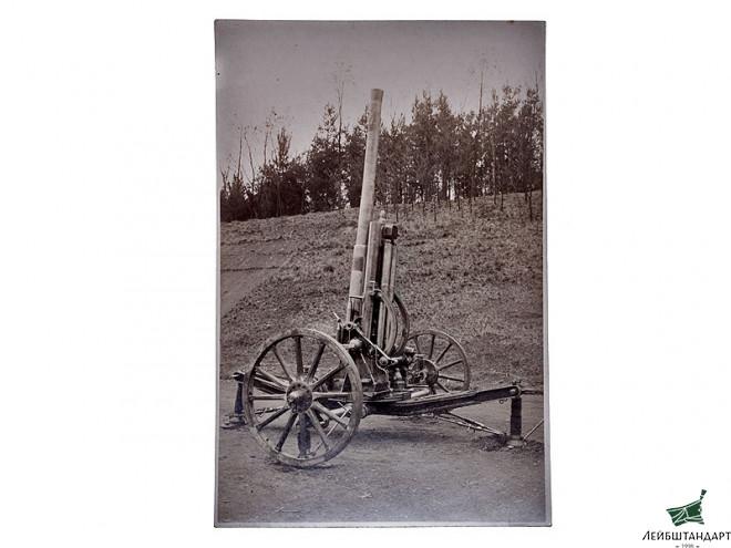 Фото артиллерийского орудия германия