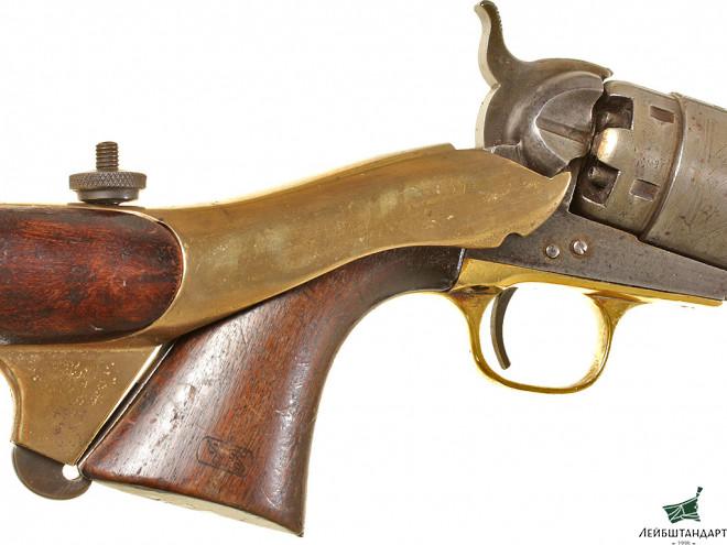 Револьвер картинка