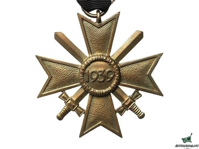 Крест военных заслуг германия российский рубль история возникновения