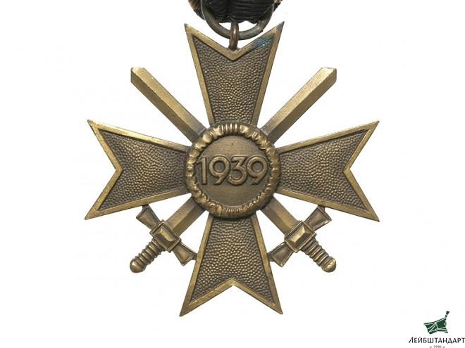 Крест военных заслуг германия 10 рублей 2003 года дорогобуж цена