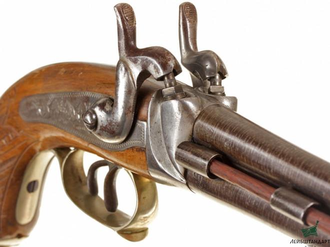 Картинки по запросу Двуствольный пистолет