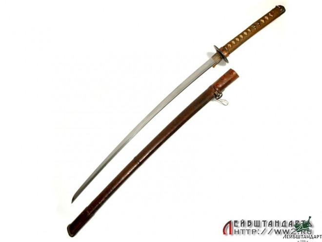 Как сделать самурайский меч из дерева 5
